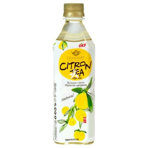 [Old Barcode] OKF Citron Tea 500ml