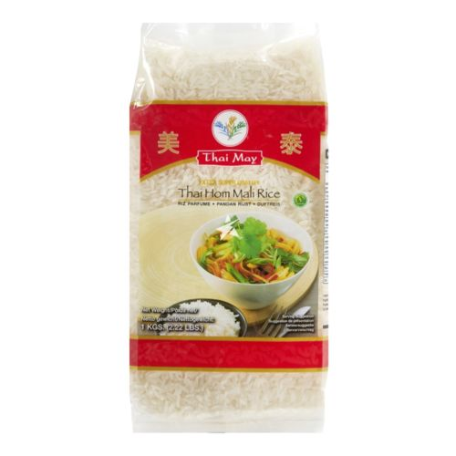 Thai May Thai Hom Mali Rice 1kg