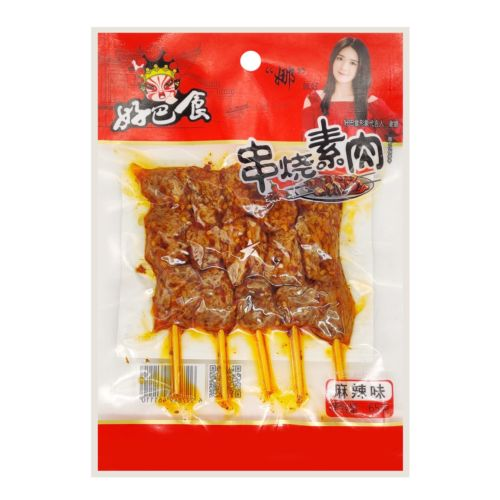 HBS Stewed Dried Beancurd on Skewer - Hot Flavour 65g