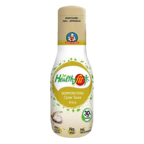 Healthy Boy Brand Healthy Fit - Oyster Sauce 30% Less Sodium 200g