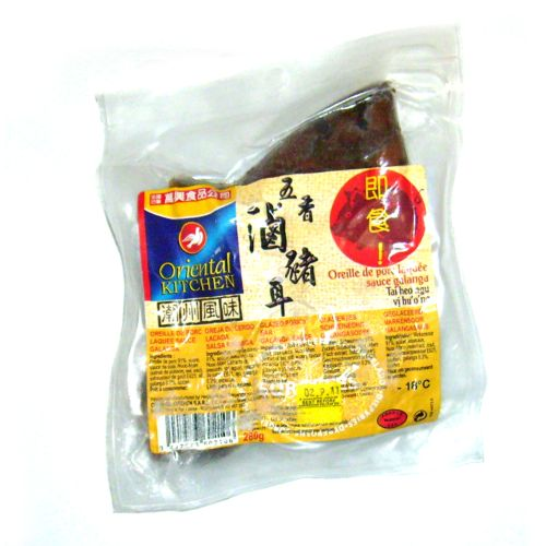 Oriental Kitchen grazed pork ear 280g