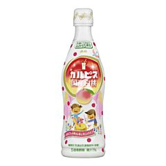 Asahi Calpis - Peach Flavour Concentrated Drink (Dilute 15 Cups/150ml) 470ml