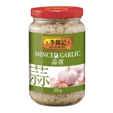 Lee Kum Kee Minced Garlic 326g