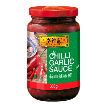 Lee Kum Kee Chilli Garlic Sauce 368g