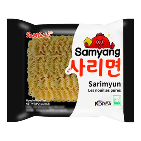 Samyang Chewy Chewy Sarimyun (Plain) 110g