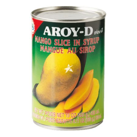 Aroy-D Mango in Syrup 425g