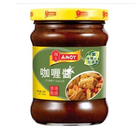 Amoy Curry Sauce 220g