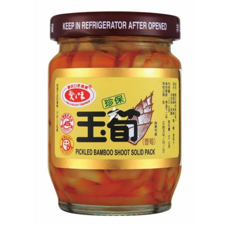 Agv Picked Bamboo Shoots (Strips) 120g