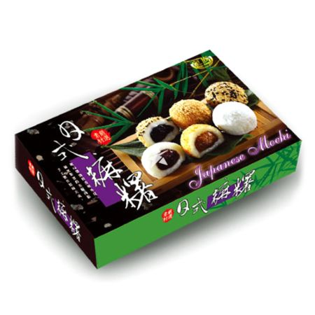 Royal Family Japanese Style Mochi - Mixed Flavour 15 Pieces 450g