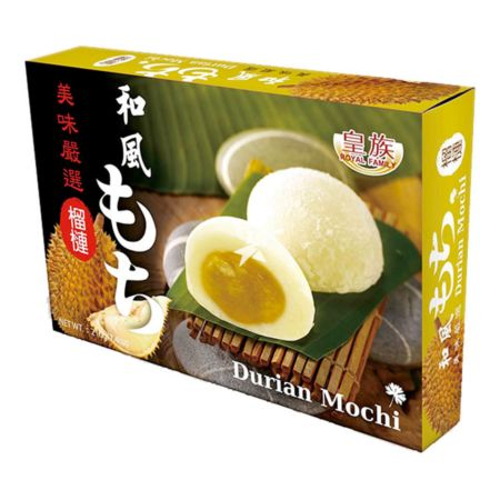 Royal Family Japanese Style Mochi - Durian Flavour 6 Pieces 210g