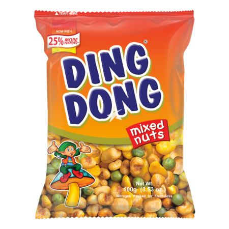 Ding Dong 混合堅果零食 100g