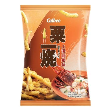 Calbee Grill A Corn - Lobster Flavour 80g