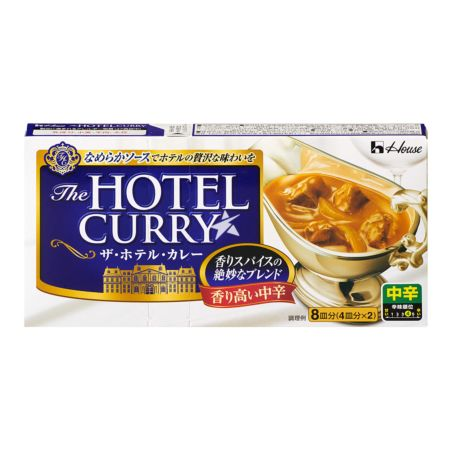 House 好侍The Hotel咖喱 (8 Servings) 160g