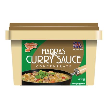Goldfish Brand Madras Curry Sauce (Concentrate) 405g
