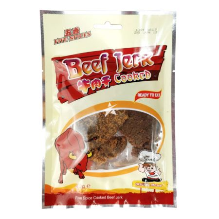 Advance Food Five Spices Cooked Beef Jerky 40g