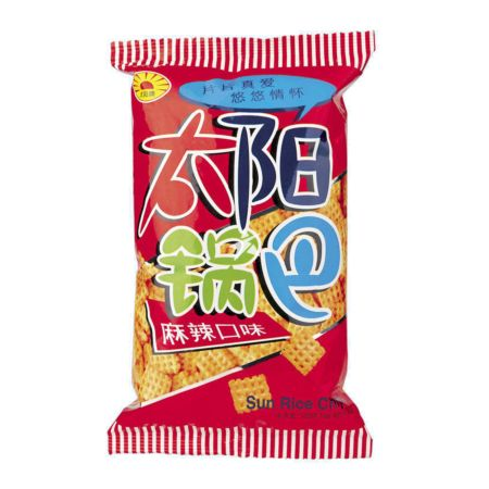 Taiyang Rice Chips Spicy Flavour 45g