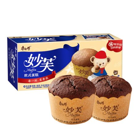 Master Kong Muffin Chocolate Flavour (48g*2) 96g
