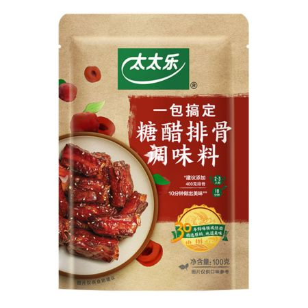 Totole Sweet and Sour Pork Ribs Sauce 100g