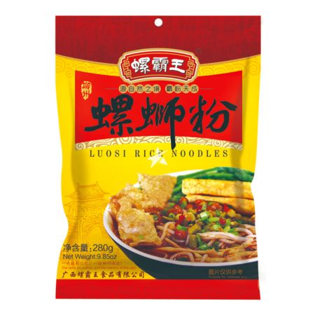 Luobawang Liuzhou River Snail Flavour Rice Noodle (Export Only) 280g