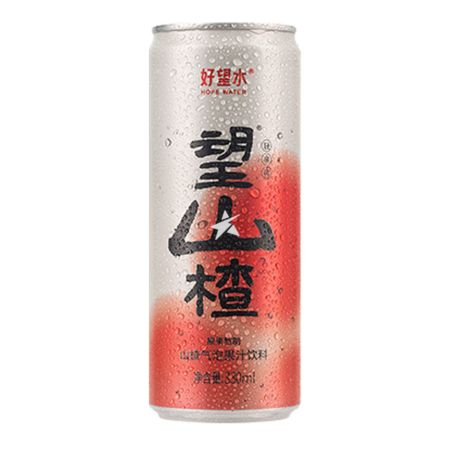Hope Water Sparkling Water Hawthorn Flavour 330ml