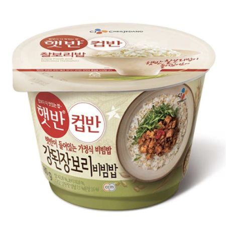 CJ Cooked Rice with Soybean Paste Bibimbap 280g