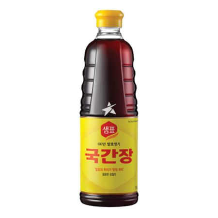 Sempio Soy Sauce For Soup 930ml