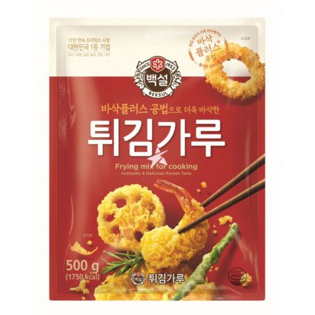 CJ Beksul Frying Mix for Cooking 500g