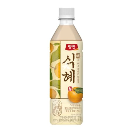 Dongwon Pear Rice Punch Drink 500ml