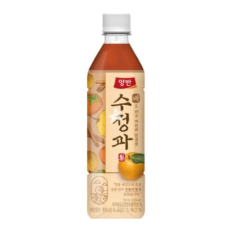 Dongwon Pear Persimmon Punch Drink 500ml