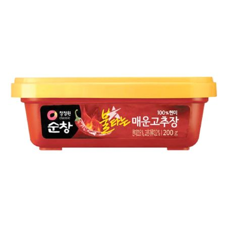 Daesang Chung Jung One Gochujang (Red Pepper Paste - Very Spicy) 200g
