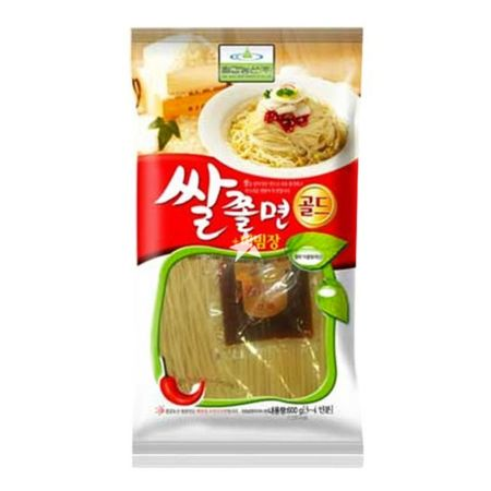 Chil Kab Premium Chewy Rice Noodles with Spicy Sauce 600g