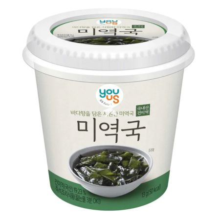 GS Retail Youus Instant Seaweed Soup 11g