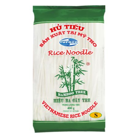 Bamboo Tree Vietnamese Rice Noodle (S) 400g