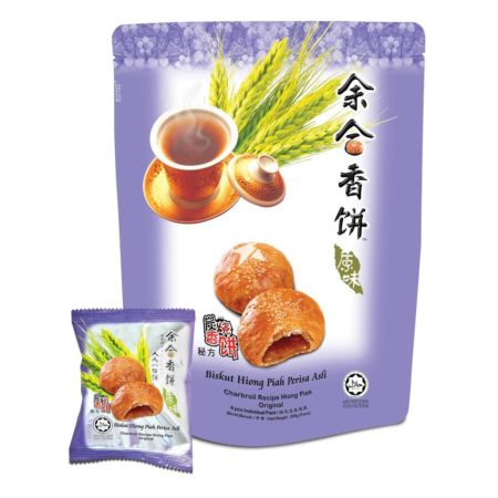 Yee Hup Hiong Piah Biscuit (8 Pieces) 290g