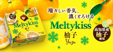 Meiji Meltykiss Chocolate