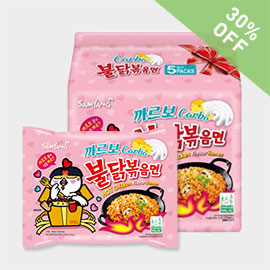 Samyang Hot Chicken Flavour Ramen Carbonara Sale